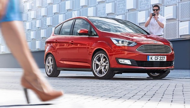 Ford Plug-in Hybrids to Europe