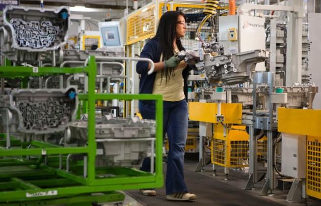 GM Toledo Transmission Plant