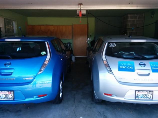 Nissan LEAF Road Trip