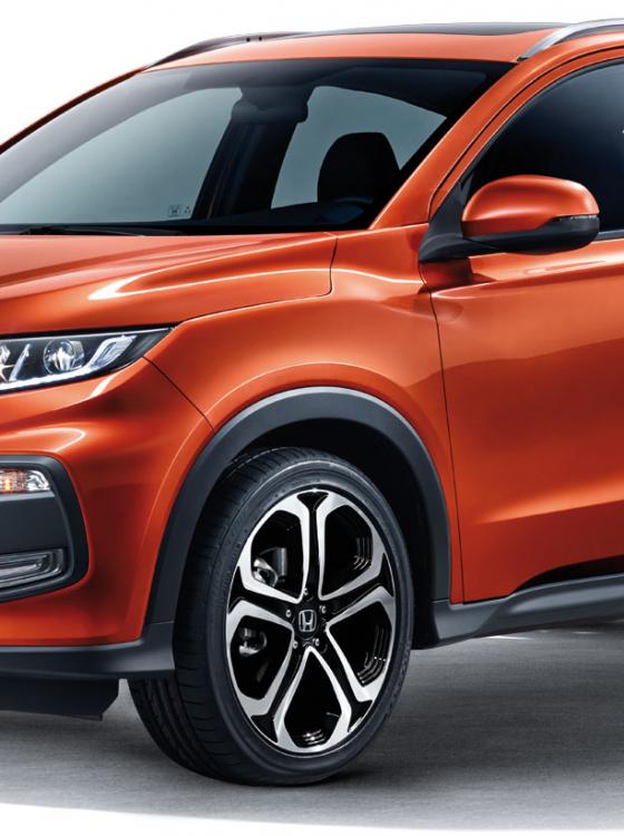 All-New Honda XR-V Debuts in China - The News Wheel