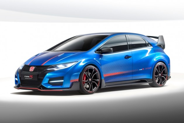 The 2015 Honda Civic Type R is coming to America