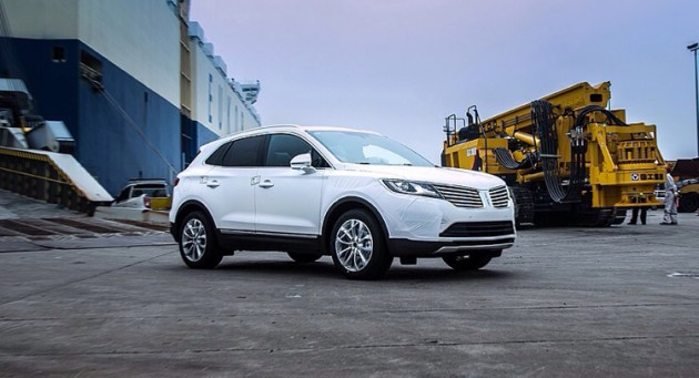 2015 Lincoln MKC | Lincoln January US Sales