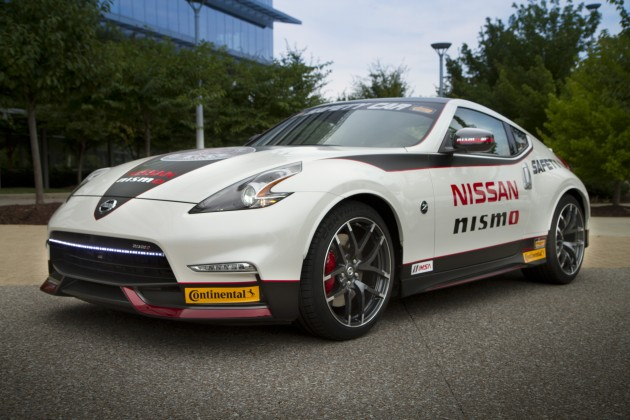 370Z NISMO Safety Car
