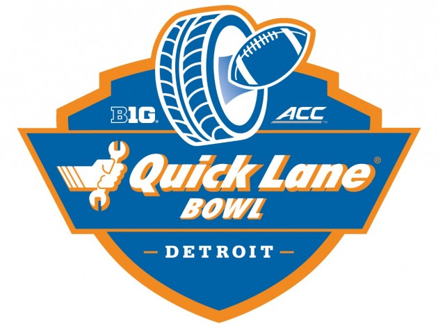 Quick Lane Bowl Sponsored By Ford Detroit Lions The News Wheel