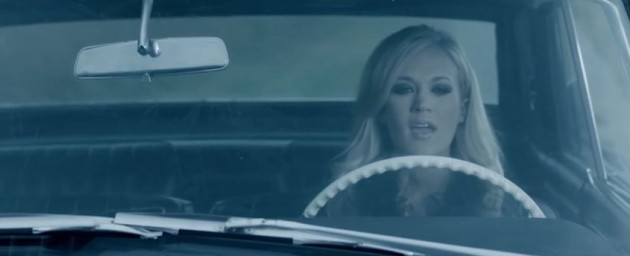 "Carrie Underwood's ""Two Black Cadillacs"" Will Be Made into a TV Show"