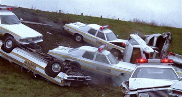 If you've ever wondered what happened to all of the world's 1977 Dodge Royal Monacos, it was this