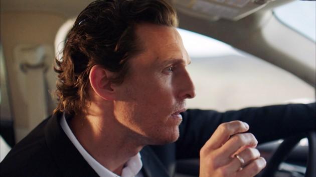 Matthew McConaughey's Lincoln ads