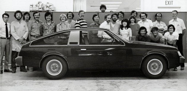 five decades of Calty Design Research