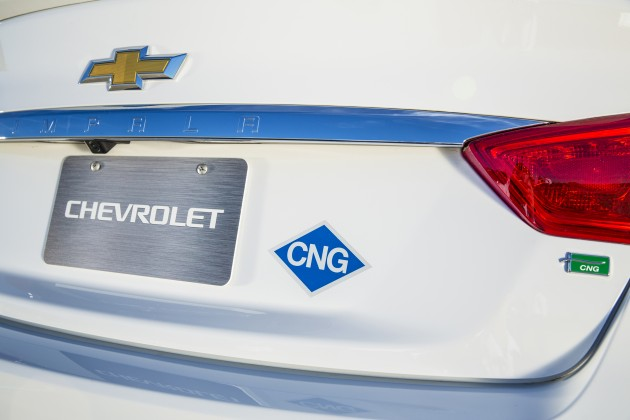2015 Bi-Fuel Chevy Impala