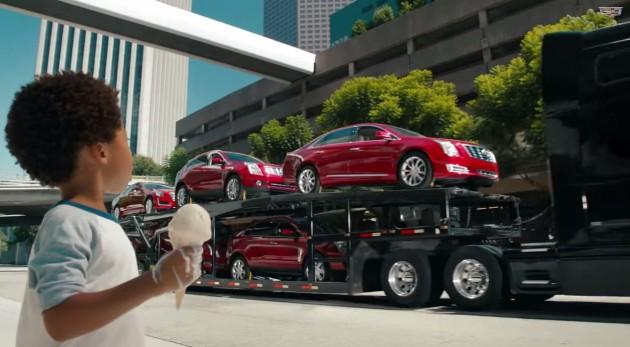 2015 Cadillac ATS Sedan Ad