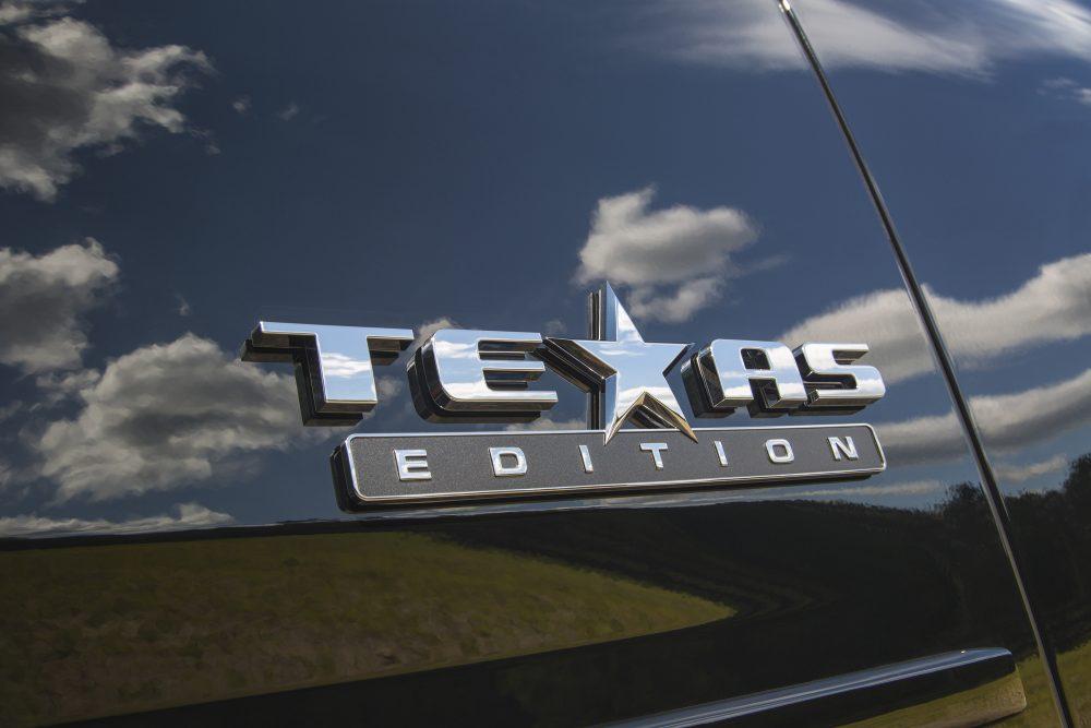 2015 Suburban Texas Edition