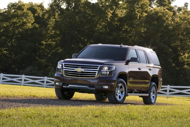 2015i GM SUVs Introduce Slew of Updates