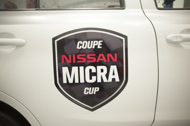 2015 Nissan Micra Cup Announced