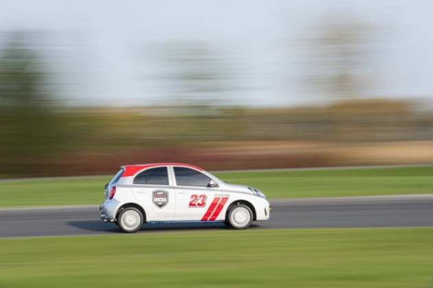 2015 Nissan Micra Cup Announced (5)