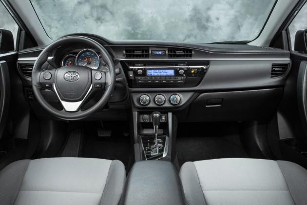 2015 Toyota Corolla Overview