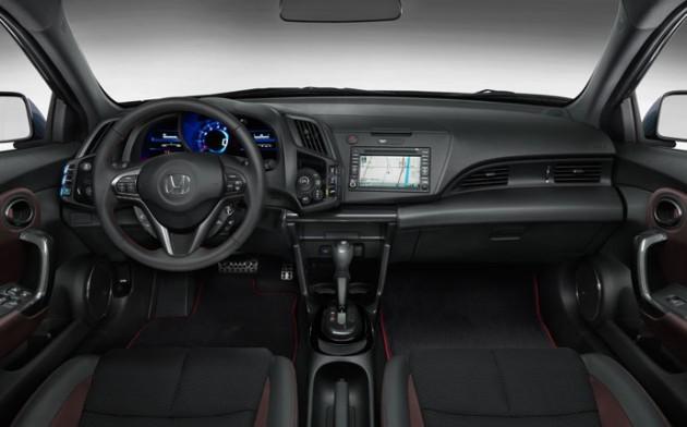 2015 Honda CR-Z Sport Hybrid Coupe