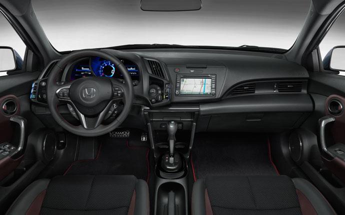 2015 Honda CR-Z Sport Hybrid Coupe Goes On Sale - The News ...