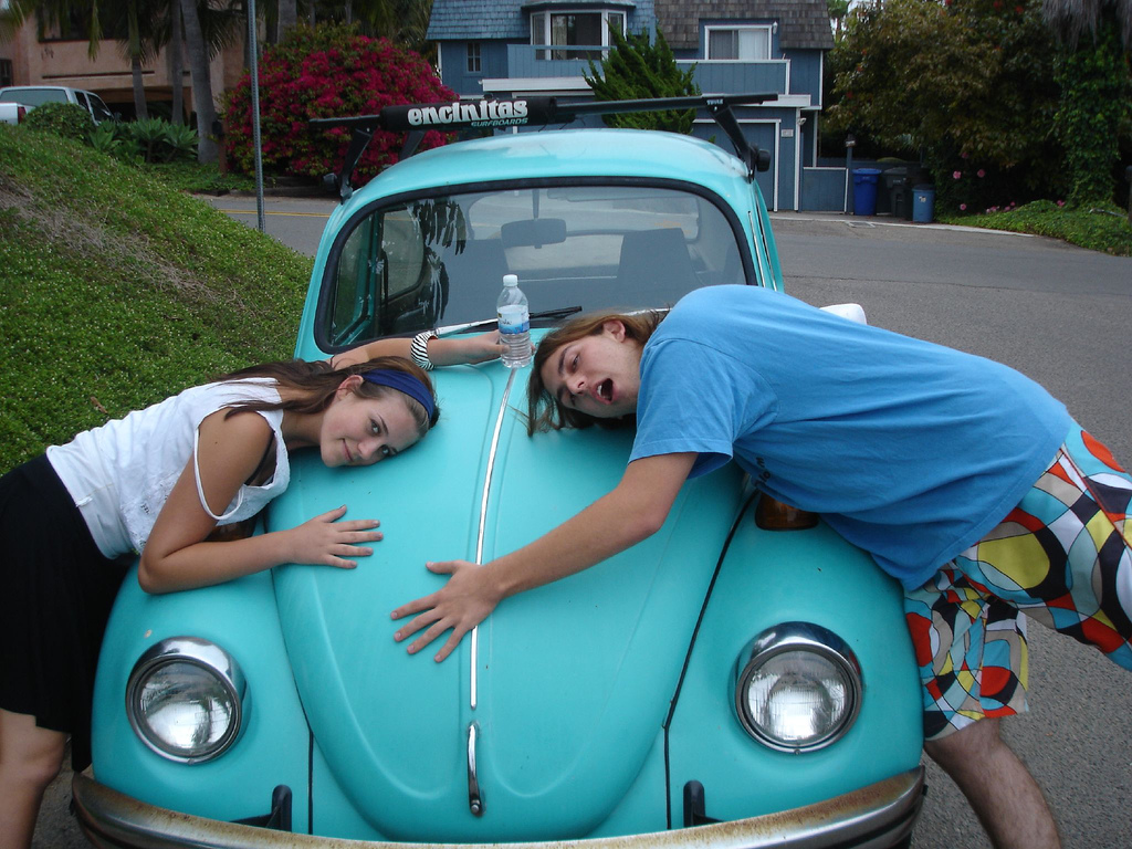 There's Still Time To Celebrate National Name Your Car Day