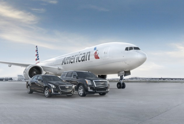 Cadillac and American Airlines Team Up to Offer Exclusive Benefits