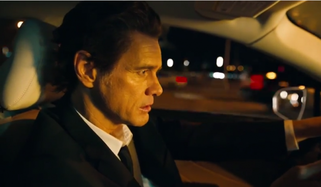 Jim Carrey parodies McConaughey Lincoln ads