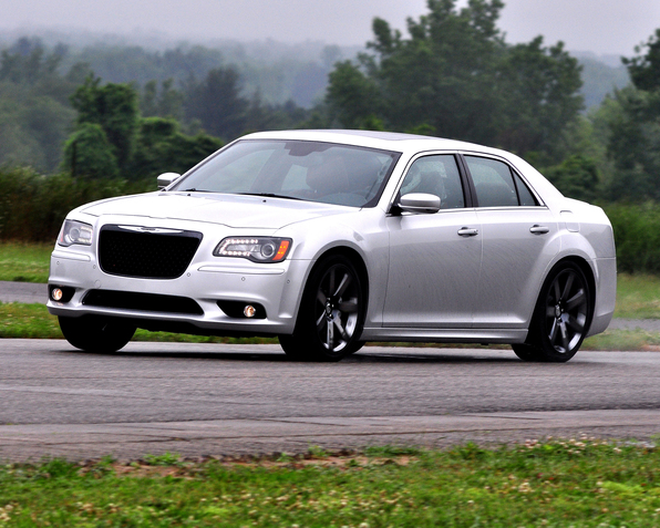 Chrysler 300 SRT Will Be Discontinued in North America