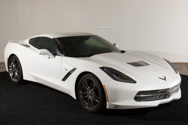 Corvette Art Car