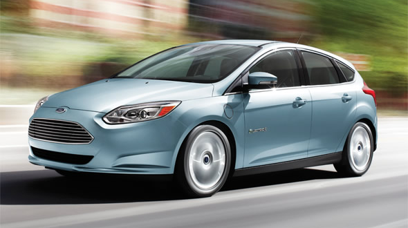 Ford Chops $6K Off 2014 and 2015 Focus Electric