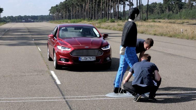 Ford Pre-Collision Assist