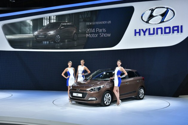 Hyundai at the Paris Motor Show New Generation i20_interior_22 (2)