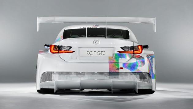 Lexus RC F GT3 4