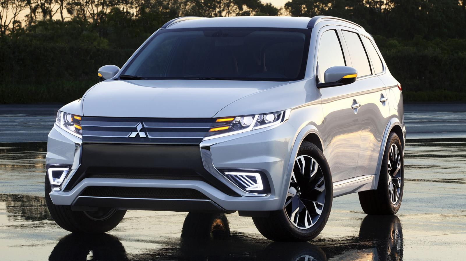 Outlander PHEV Concept-S Unveiled, is Handsome - The News ...