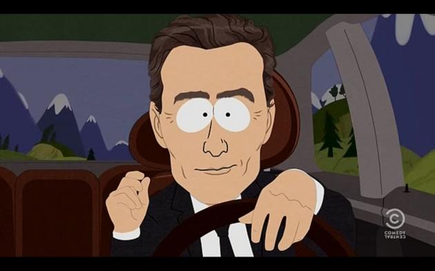 Elon Musk and Tesla Get South Park Treatment