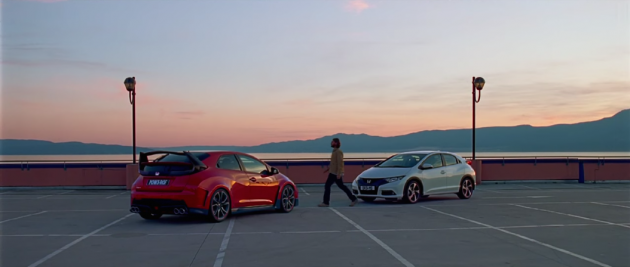 Honda Civic Type R Video