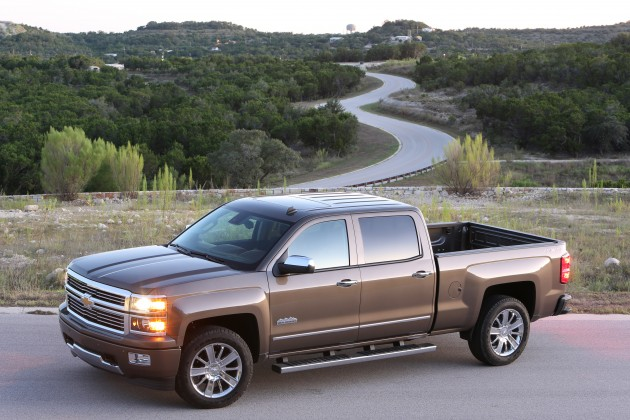 Silverado High Desert >> High Desert The Latest Gm Trademark Application The News