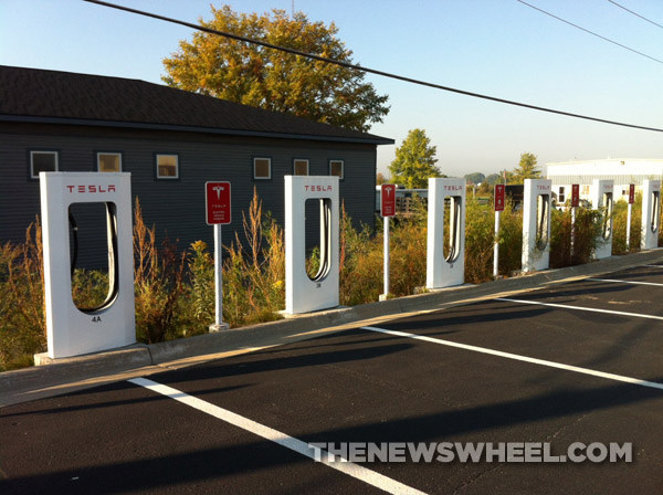 Tesla Charging Stations: California Building Code to Require Electric-Car Charging Stations