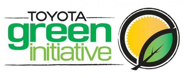 Toyota Green Initative