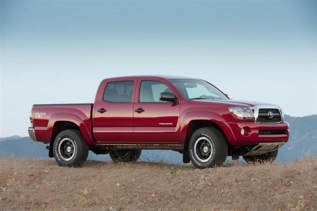 Toyota Tacoma recall