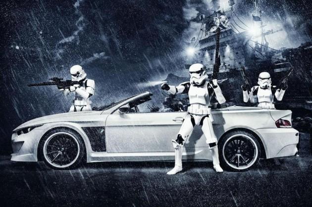 Vilner BMW Stormtrooper white convertible Bullshark (13)