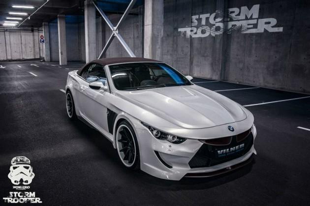 Vilner BMW Stormtrooper white convertible Bullshark (3)