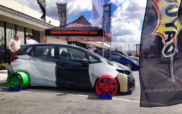 2015 Honda Fit SEMA Project