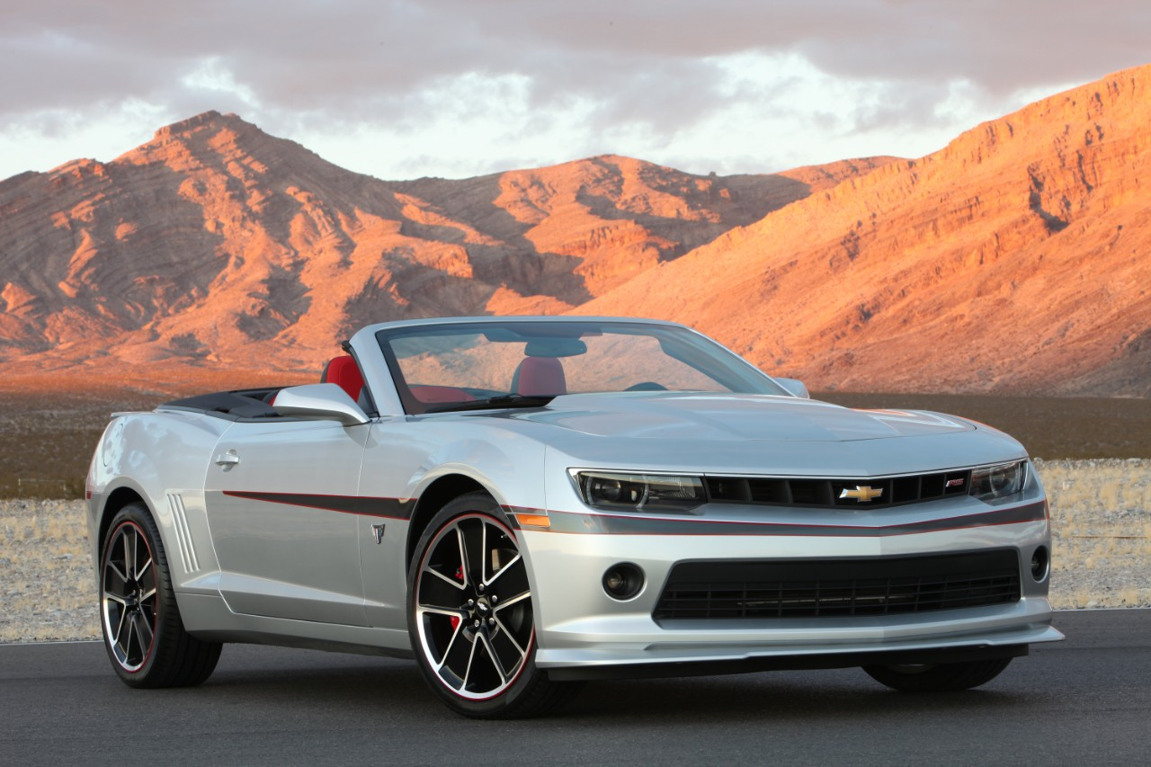 Fifth Gen Chevy Camaro Offers Most Bang For The Buck
