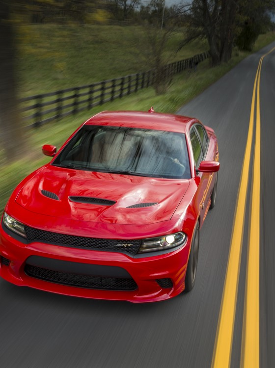 2015 Dodge Charger Srt Hellcat Production Begins The