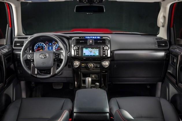 2015 Toyota 4Runner Overview