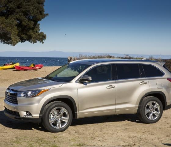 Toyota Highlander Reviews: 2015 Toyota Highlander Overview