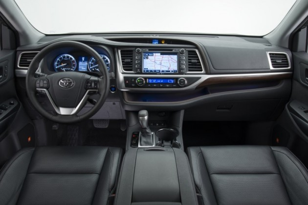 2015 Toyota Highlander Overview