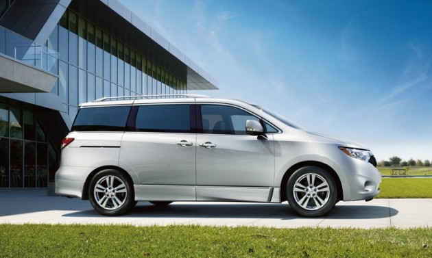 2015 Nissan Quest pricing announced