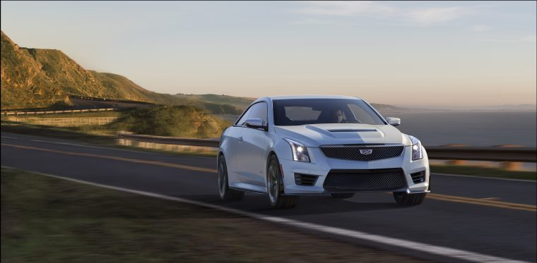 2016 Cadillac ATS-V Engine | Coupe