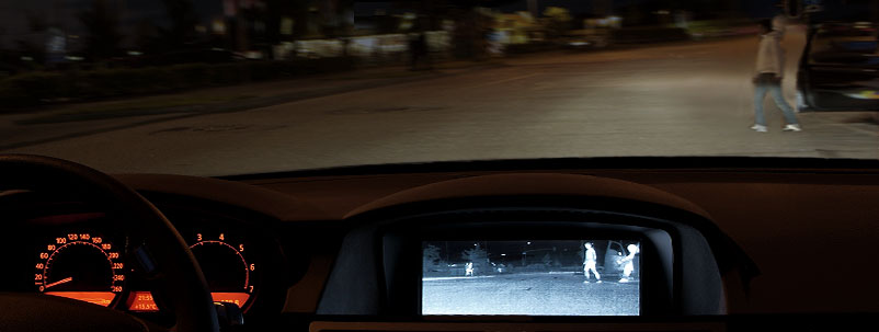Bmw Night Vision Technology