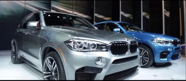 BMW at the LA Auto Show 2