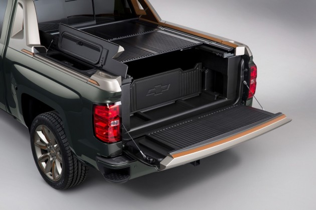 Chevy's Truck and SUV SEMA Concepts: Silverado High Desert Concept